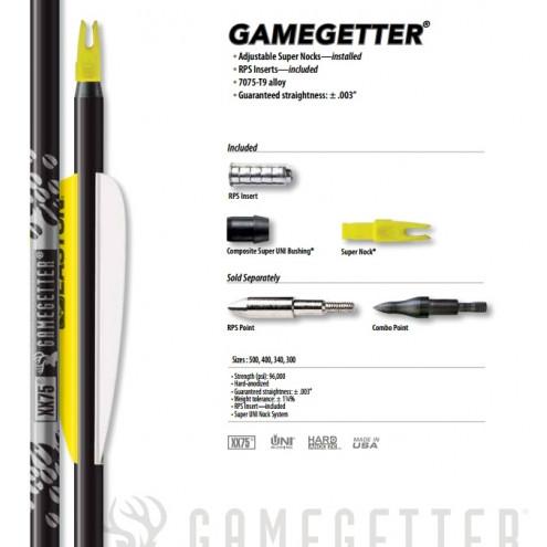 Tube GAMEGETTER XX75 de EASTON