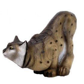 Lynx chassant