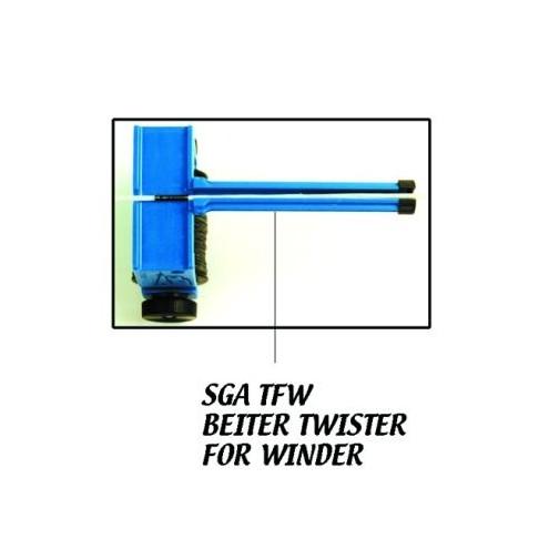 Twister pour appareil tranche fil