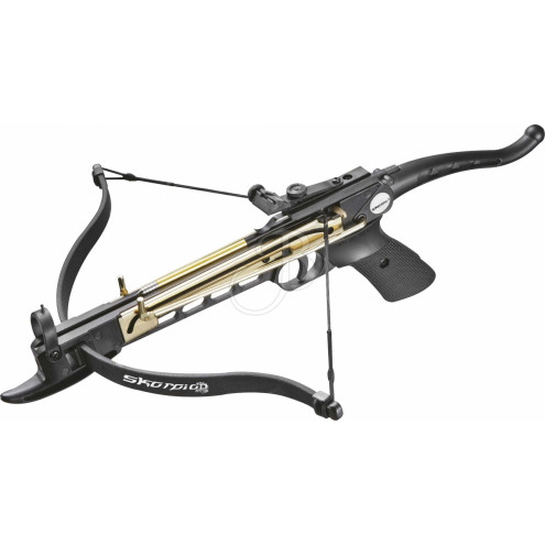 Pistolet arbalete noir PXB80