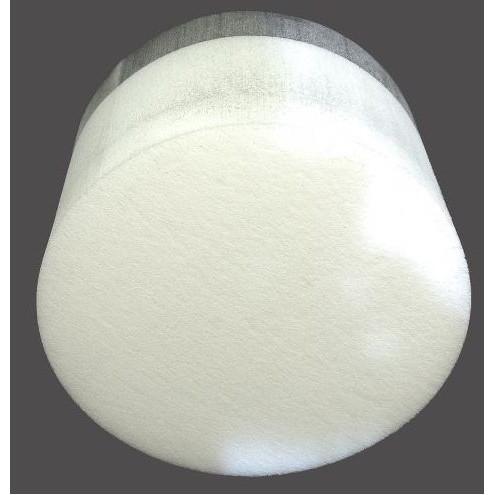 Centre 60x25 pour cible ETHAFOAM blanche