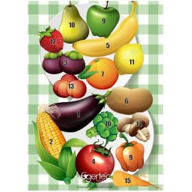 Fruits et Legumes de EGERTEC