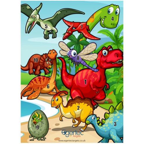 Dinosaures de EGERTEC