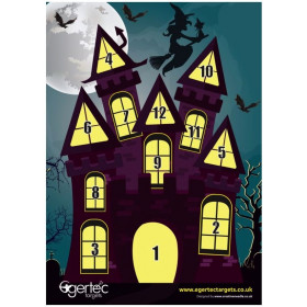 Halloween Manoir Hanté de EGERTEC