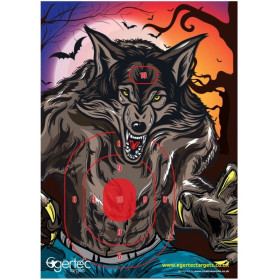 Halloween Loup Garou de EGERTEC