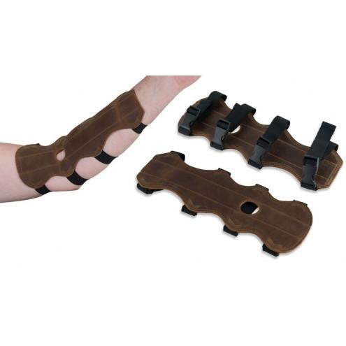 Bracelet double traditionnel de BUCK TRAIL