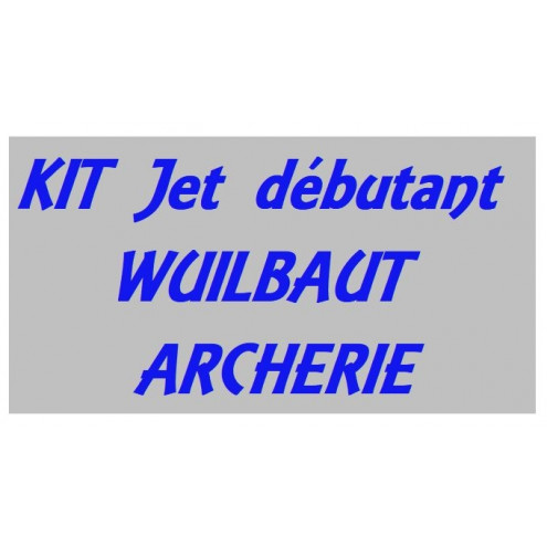 KIT ARC DEBUTANT JET CORE