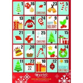 NOEL calendrier de EGERTEC