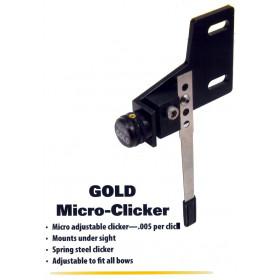 Clicker GOLD MICRO de Cavalier